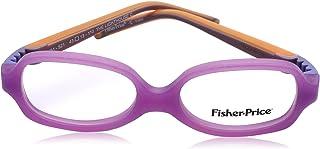 Fisher-Price FPV31 Rectangular Medical Glasses for Kids - Purple