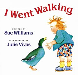 I went Walking: Plus a list of all time favorite children's books, includes a free file