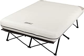 queen size camping cot with mattress