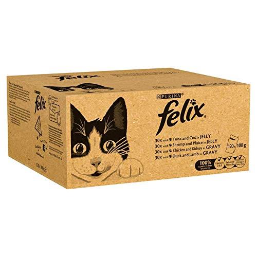 Felix Cat Food...