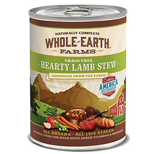 Merrick Whole Earth Farms Grain Free Hearty Stew Canned Dog Food
