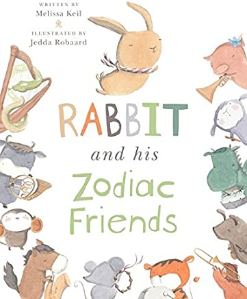 Rabbit and His Zodiac Friends