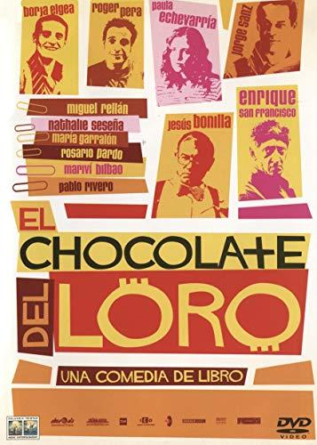 El_chocolate_del_loro [DVD]