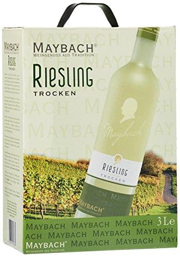 Maybach Riesling Trocken Bag-in-box (1 x 3 l) - 2