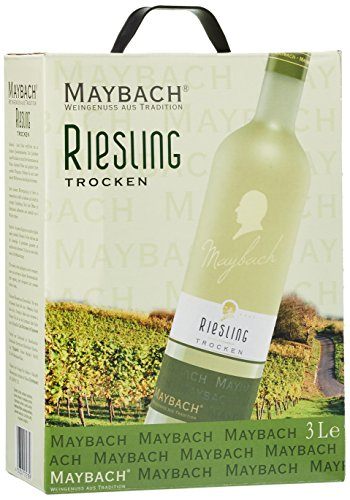 Maybach Riesling Trocken Bag-in-box (1 x 3 l) - 5