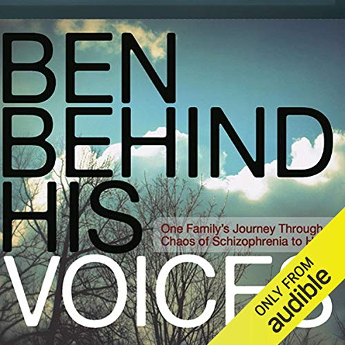 Ben Behind His Voices cover art