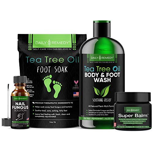 4 IN 1 FOOT CARE Treatment Kit