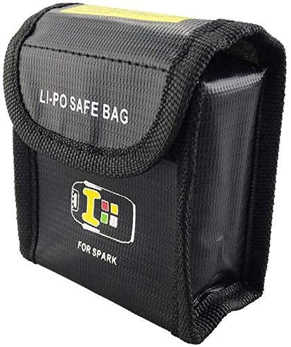 Fytoo 1stuks Explosieveilige Tas voor dji Spark Drone Opbergtas / lipo batterij bescherming Tas Kan 2 STUKS batterij bevatten
