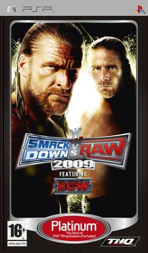 WWE Smackdown VS Raw 2009 Platinum