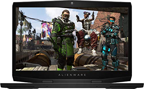 "Alienware - 17.3"" Gaming Laptop - Intel Core i7 - 16GB Memory - NVIDIA GeForce RTX 2070 - 512GB SSD + 1TB+8GB Hybrid Hard Drive - Epic Silver"