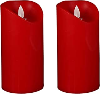 Flameless Candles Thinkcreators Flameless Candles Novelty Lighting Tools Home Improvement