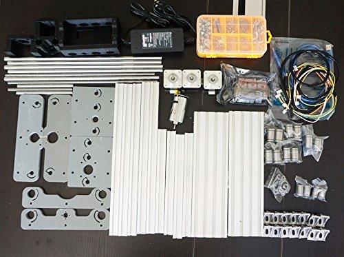 DIYCNC『CNCミニフライス盤(CNC2417)』