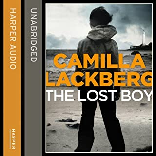 The Lost Boy     Patrik Hedström and Erica Falck, Book 7              By:                                                                                                                                 Camilla Lackberg                               Narrated by:                                                                                                                                 Robin Bowerman                      Length: 14 hrs and 36 mins     84 ratings     Overall 4.3