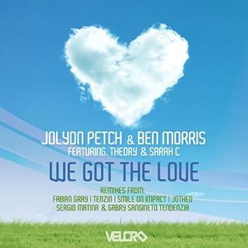 We Got the Love - Remixes