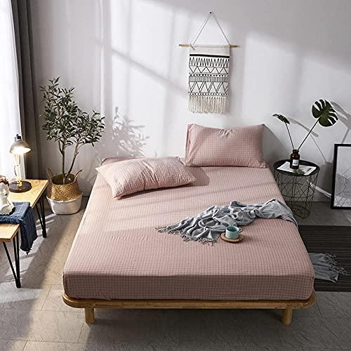 Liyingying Cubierta Protectora de algodón de algodón y Lavado de algodón de algodón, Doble, decore el Dormitorio, la Mejor Ropa de...