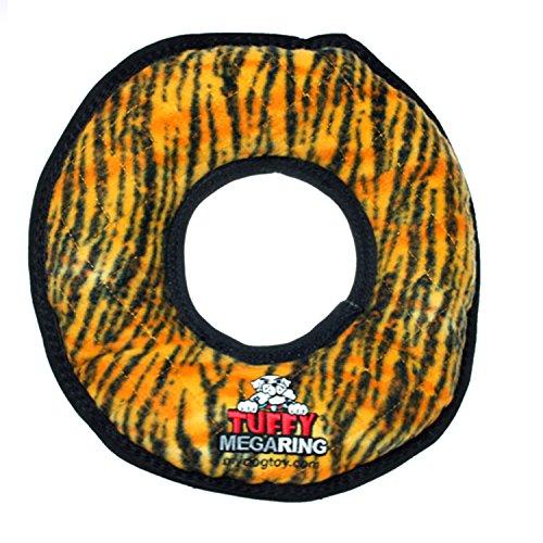Tuffy Jouet Chien Mega Ring Tiger