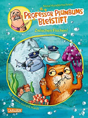 Professor Plumbums Bleistift 2: Zwischen Fischen! (2)