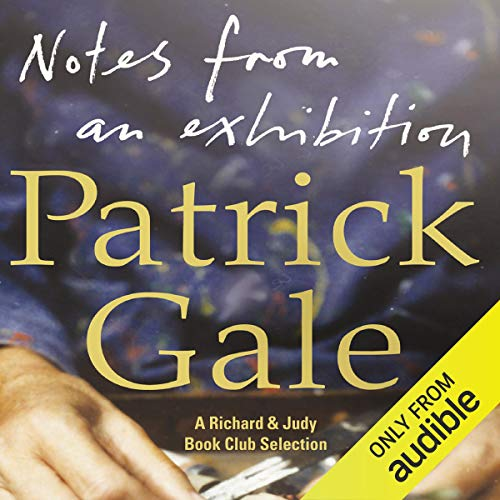 Notes from an Exhibition audiobook cover art