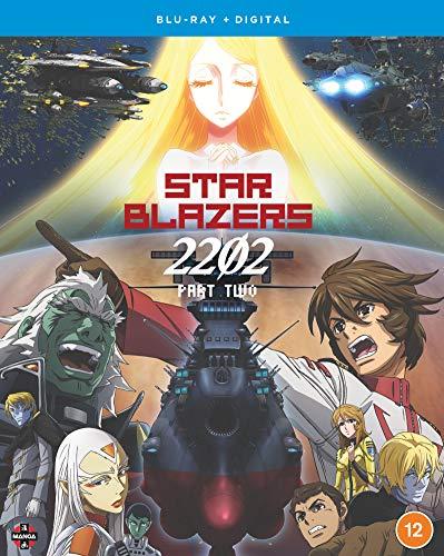 Star Blazers Space Battleship Yamato 2202: Part Two - Blu-Ray