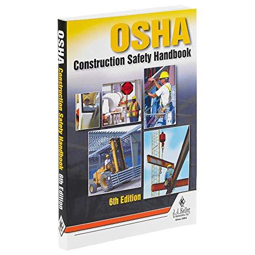OSHA Construction Safety Handbook, 6th Edition (5.25