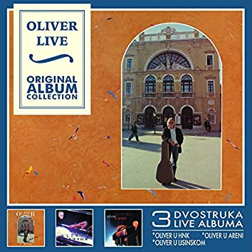 Original Album Collection - Oliver Live