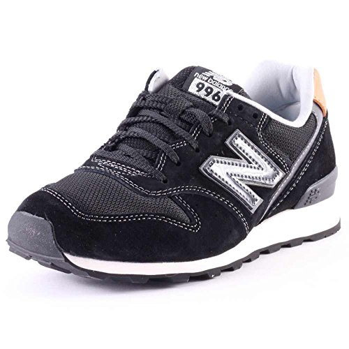 New Balance WR996 schwarz/schwarz