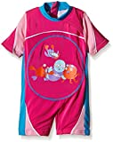 Zoggs Girls' Miss Zoggy Swimfree Floatsuit - Pink, 2-3 Years