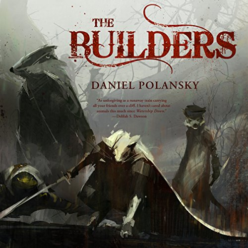 The Builders cover art