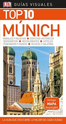 Guía Visual Top 10 Múnich: La guía que descubre lo mejor de cada ciudad (GUIAS TOP10)