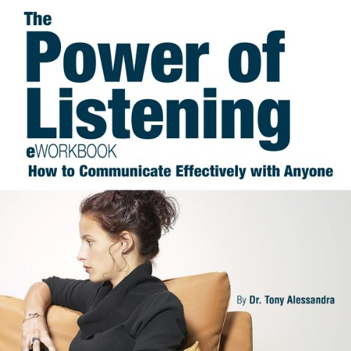 The Power of Listening audiobook cover art
