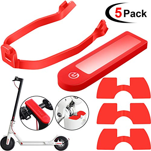 Delaman Electric Scooter Panel Lower Plate for XIAOMI Mijia M365 Electric Scooter
