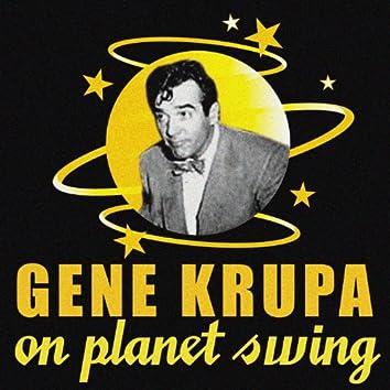 Gene Krupa On Planet Swing