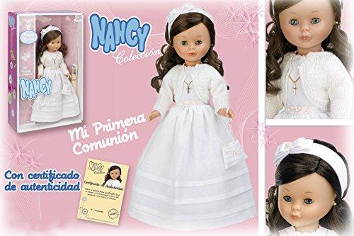Nancy Muñeca de Comunión, morena (Famosa 700011490)