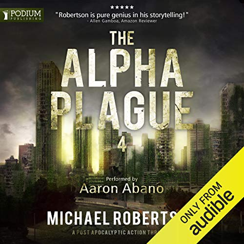 The Alpha Plague 4 cover art