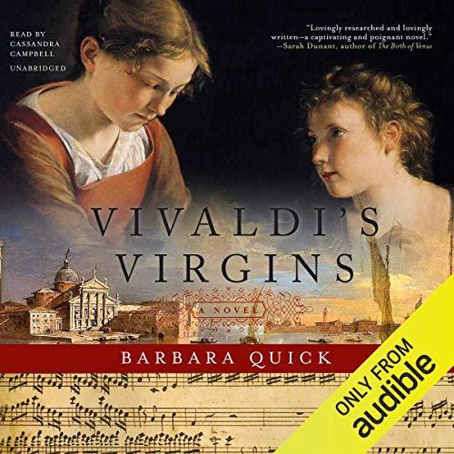 Vivaldi's Virgins cover art