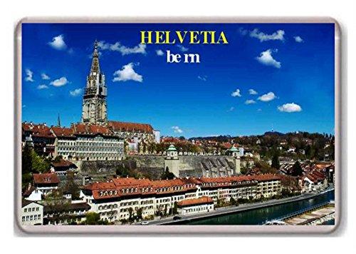 Photosiotas Kühlschrankmagnet Schweiz Helvetia Bern