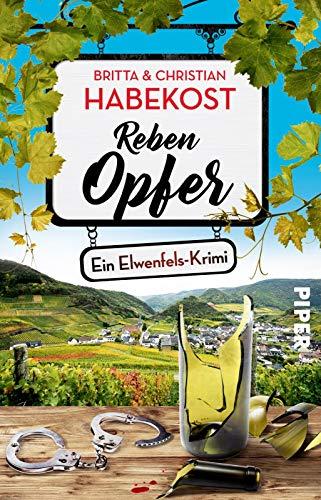 Buchseite und Rezensionen zu 'Rebenopfer: Ein Elwenfels-Krimi' von Britta Habekost