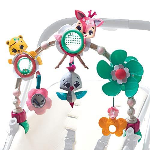 Tiny Love Sunny Stroll, Flexibler Spielbogen mit 6 Spielfiguren, 0M +, Tiny Princess Tales (Verpackung kann variieren)