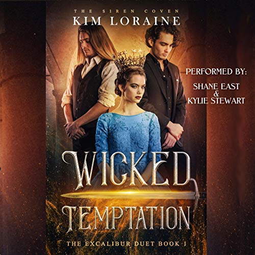 Couverture de Wicked Temptation