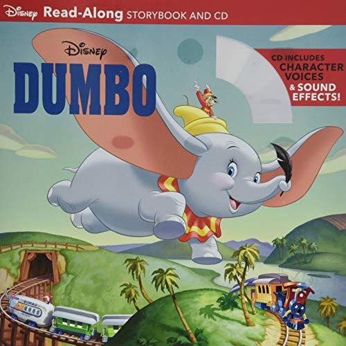 Dumbo Read-Along Storybook, w. Audio-CD