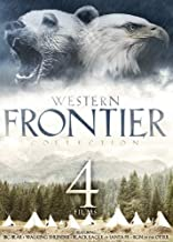 4-Film Western Frontier Collection: Big Bear / Walking Thunder / Sign of the Otter / Black Eagle of Santa Fe