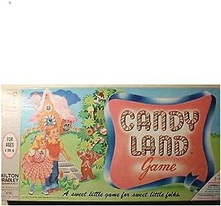 Milton Bradley Candy Land Board Game 1955, 4700
