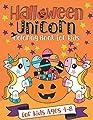 Halloween Unicorn Coloring Book for Kids: A Fun Gift Idea for Kids | Coloring Pages for Kids Ages 4-8