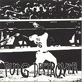 Puig Destroyer - Blue and White split vinyl