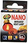 Zoo Med Labs 40W Nano Infrared Heat Lamp