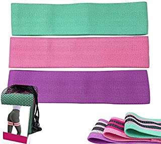 Resistance Exercise Bands, Skin-Friendly Stretching Loop...