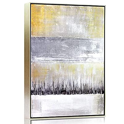 lamplig Abstract Canvas Wall Art 100% Hand Painted Oil Paintings Modern Prints from lamplig