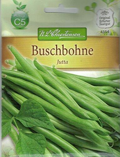 Chrestensen Buschbohne 'Jutta' Saatgut