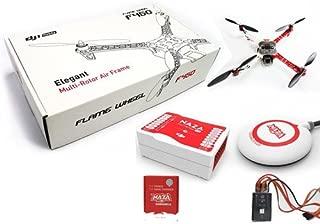 DJI FLAME WHEEL F450 ARF DJI NAZA M Lite+ GPS LED MODULE MOTORS ESC & PROP COMBO BY THE1RC