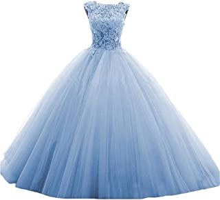 Women's Dress Off The Shoulder Long Eveing Dress For Ball Gown B183